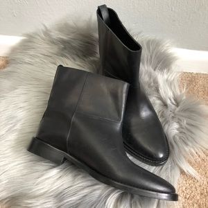 Theyskins Theory Anise flat booties Eur 36 US 6.